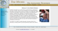 Tom Michel, The Alexander Technique.