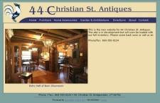 44 Christian St Antique Furniture