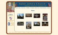 Saint John's Church in Washington, CT